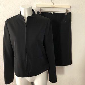 Philippe Adec Black Jacket L112